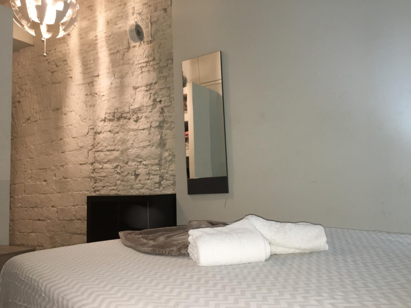 Bright apartment in the city centre of Barcelona in the Gothic for 2 - My Space Barcelona Appartementen