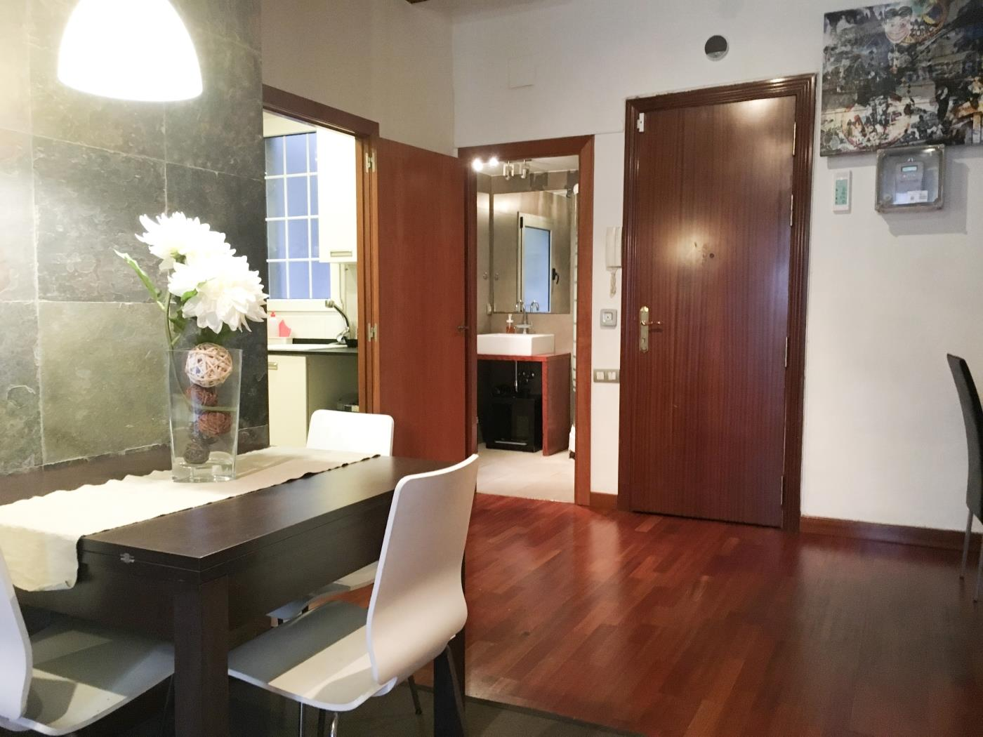 Apartment with an incredible location in the centre of Barcelona for 4 - My Space Barcelona Appartementen