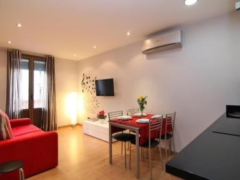 Apartment near Plaza España Fira Barcelona for exe