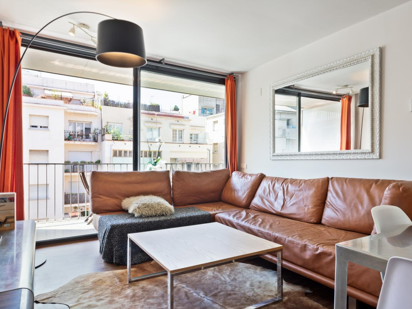 Executive Wohnung met privé terras in Sarrià- Sant Gervasi - My Space Barcelona Appartementen