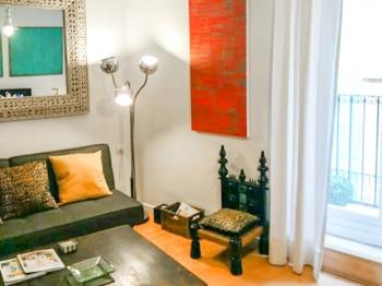 Apartment with ideal location really close to the